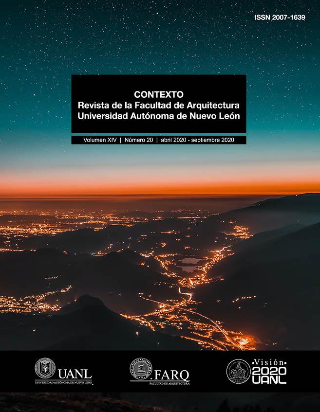 Ver Vol. 14 Núm. 20 (2020): Revista CONTEXTO